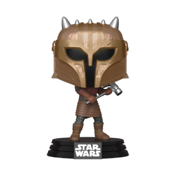 Funko POP! Vinyl Star Wars The Mandalorian: The Armorer - Pre-order